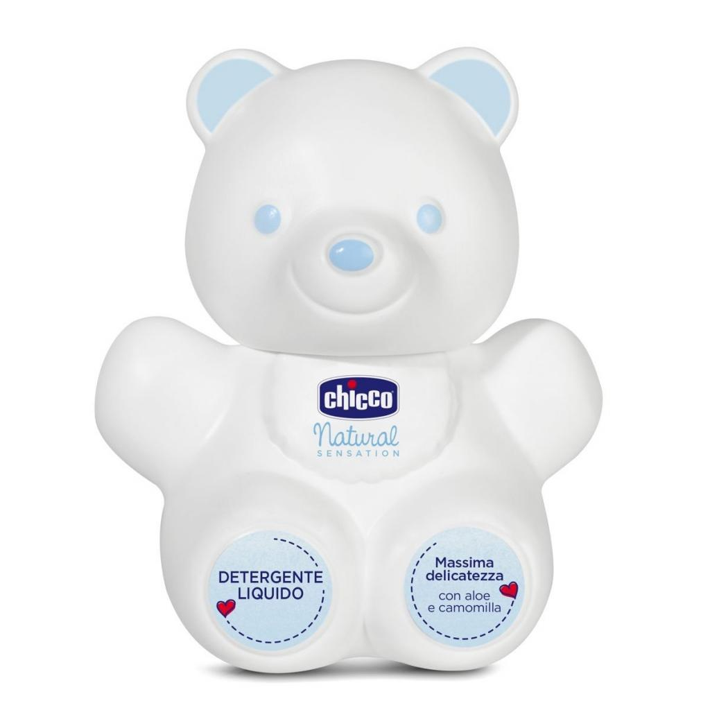 chicco CHICCO Natural Sensation Медвежонок 300 мл (07632.10)