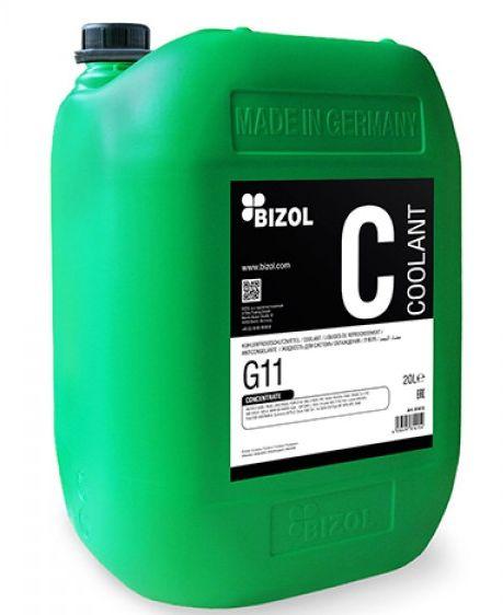 bizol BIZOL COOLANT G11 concentrate 20л (B81415)