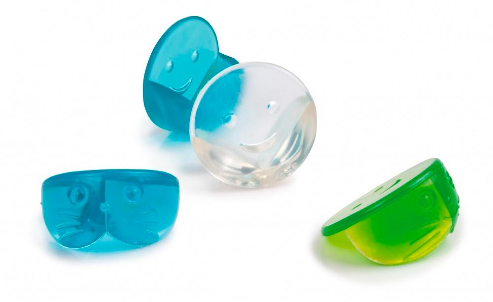 canpol babies Canpol Babies Защитные уголки 4 шт, синие (74/012-1)