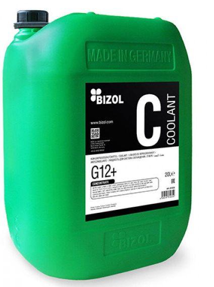 bizol BIZOL COOLANT G12+ concentrate 20л (B81435)