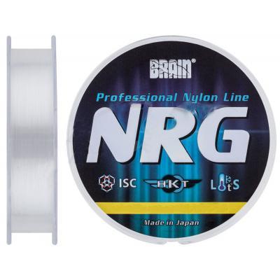 brain Brain fishing NRG 50m 0,165 mm 2,22 kg (1858.70.37)