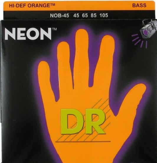 dr DR NOB-45 Neon Hi-Def Orange (45-105) Medium (29-3-20-3)