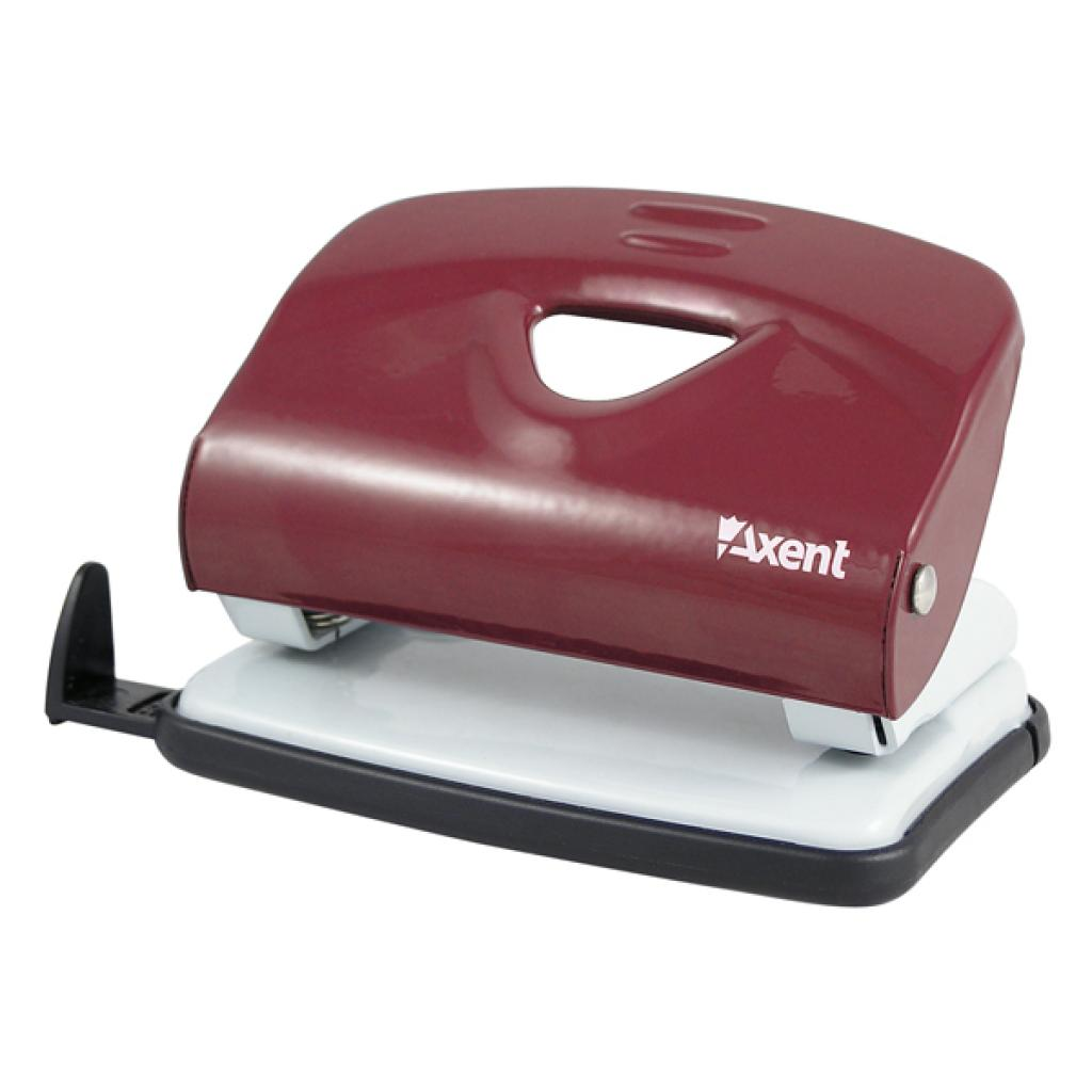 axent AXENT Exakt-2 metal, 20sheets, red (3920-06-А)