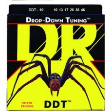 dr DR DDT-10 Drop-Down Tuning (10-46) Medium (29-5-21-26)