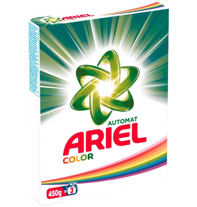 ariel ARIEL Color & Style 450 г Автомат (5413149193987)