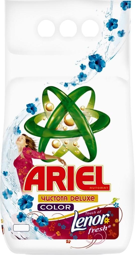 ariel ARIEL 2в1 Color Lenor Effect 3 кг Автомат (5413149673243)