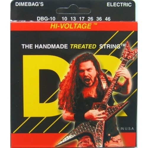 dr DR DBG-10 Dimebag Darell (10-46) Medium (29-5-21-31)