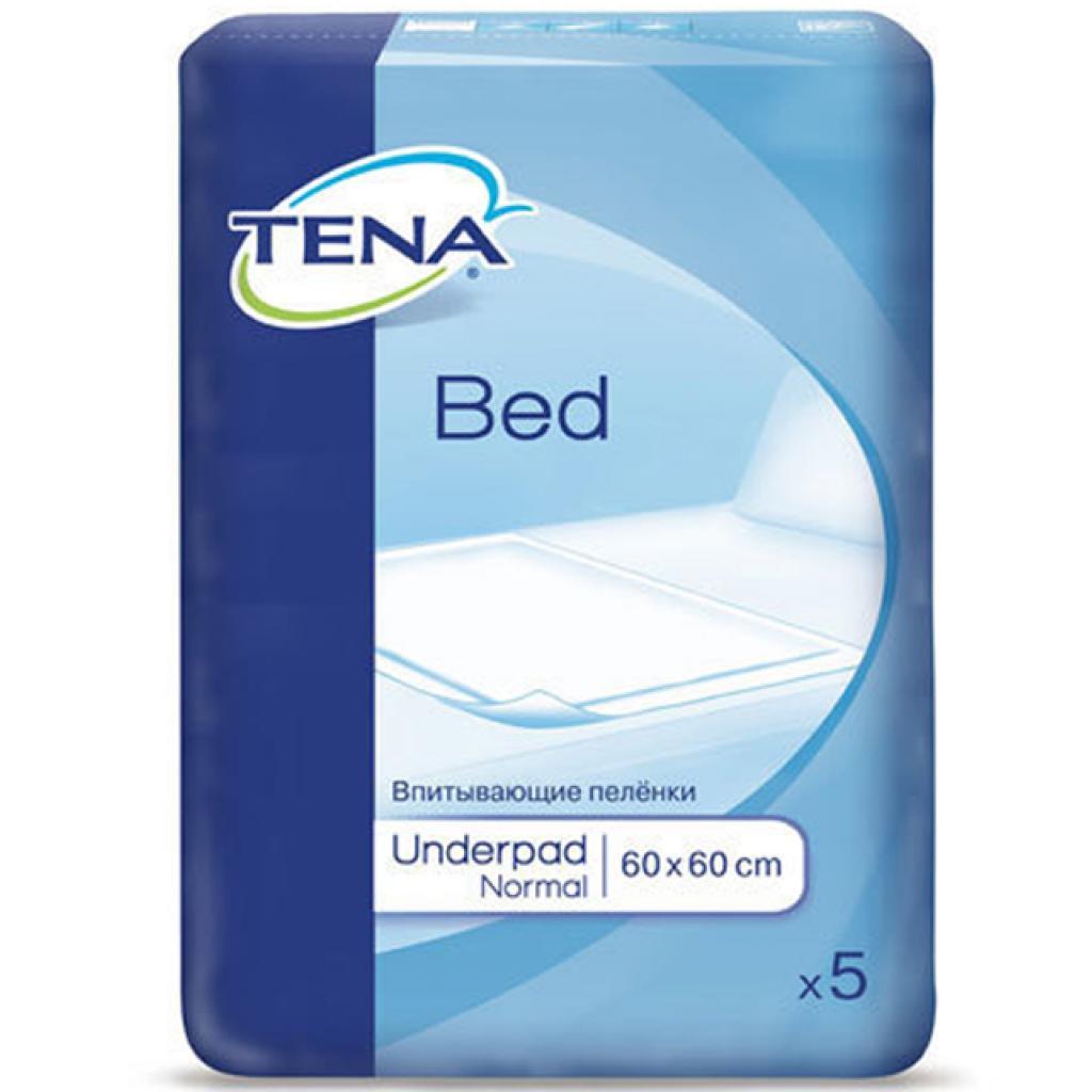 tena TENA Bed Normal 60х60 см 5 шт (7322540576405)