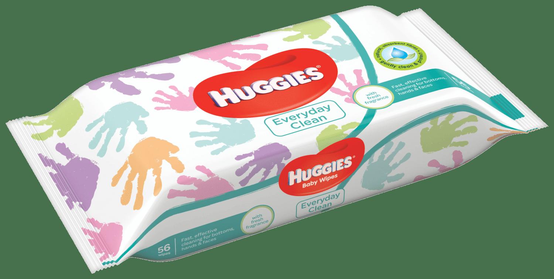 huggies HUGGIES Everyday 56 шт (5029053550237)